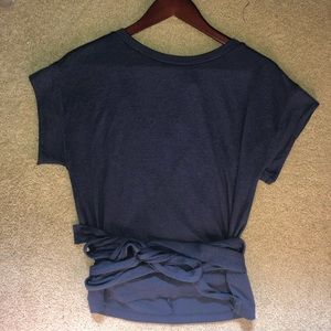 Gap Women's Wrap Top